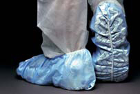 Polypropylene Skid Free Shoe Covers